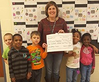 Extra Credit Union awards $10,000 in educational grants